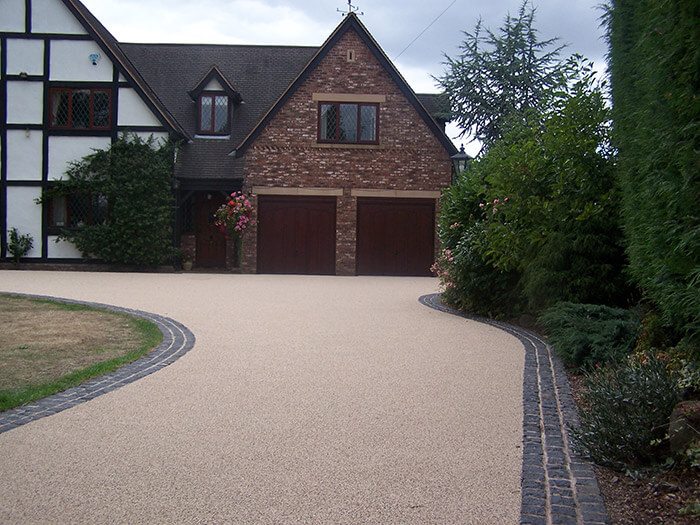 Sloping Driveway Surface Options | Home Logic Driveways